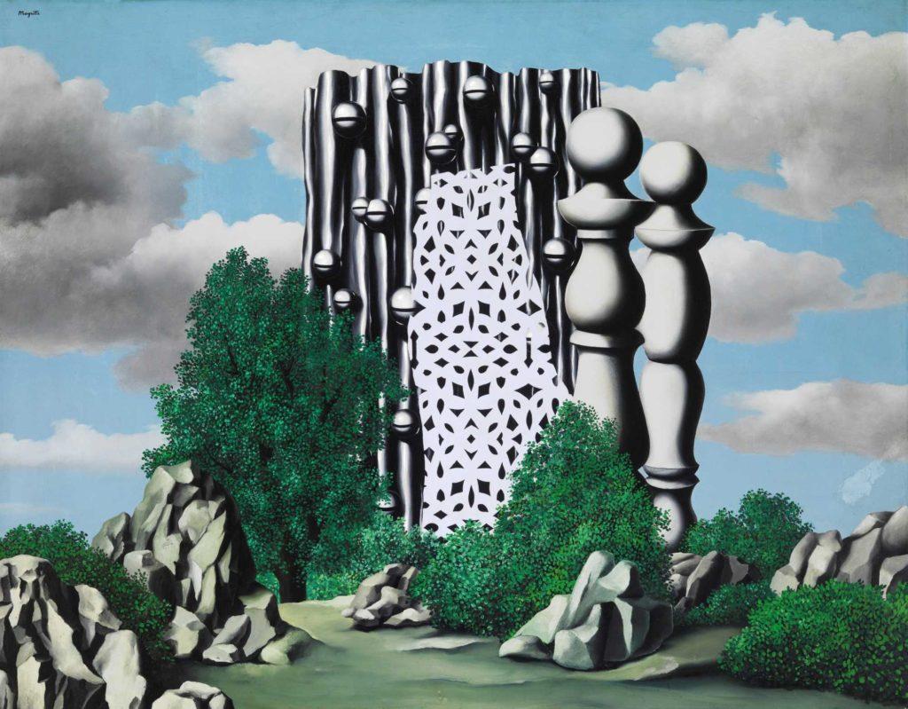 """Résultat de recherche d'images pour """"magritte L'annonciation Arnold Böcklin"""""""